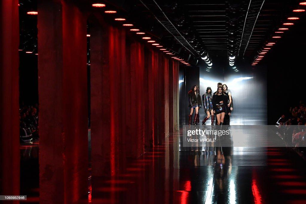 Dsquared2 - Runway - Milan Men's Fashion Week Autumn/Winter 2019/20 : ニュース写真