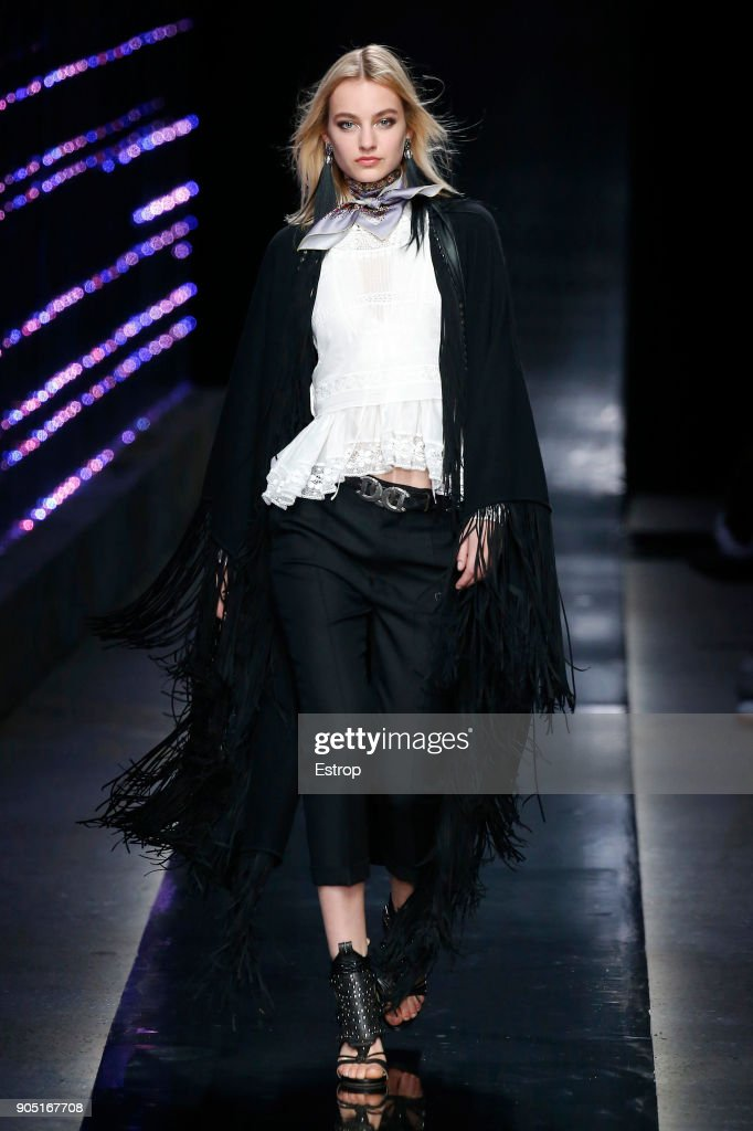 Dsquared2 - Runway - Milan Men's Fashion Week FW 2018/19 : News Photo