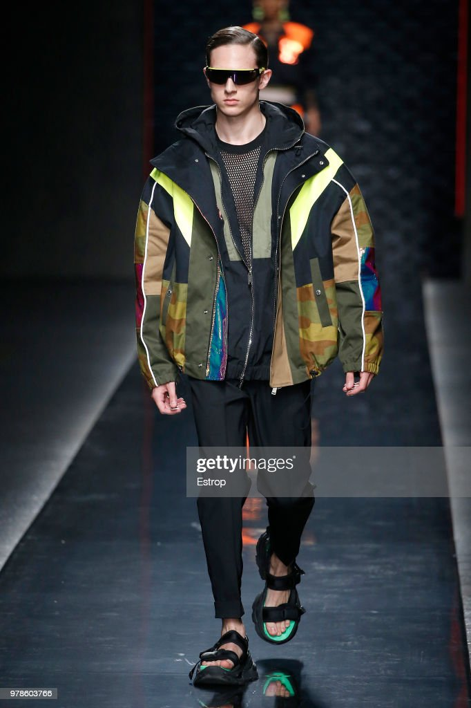 Dsquared2 - Runway - Milan Men's Fashion Week Spring/Summer 2019 : ニュース写真