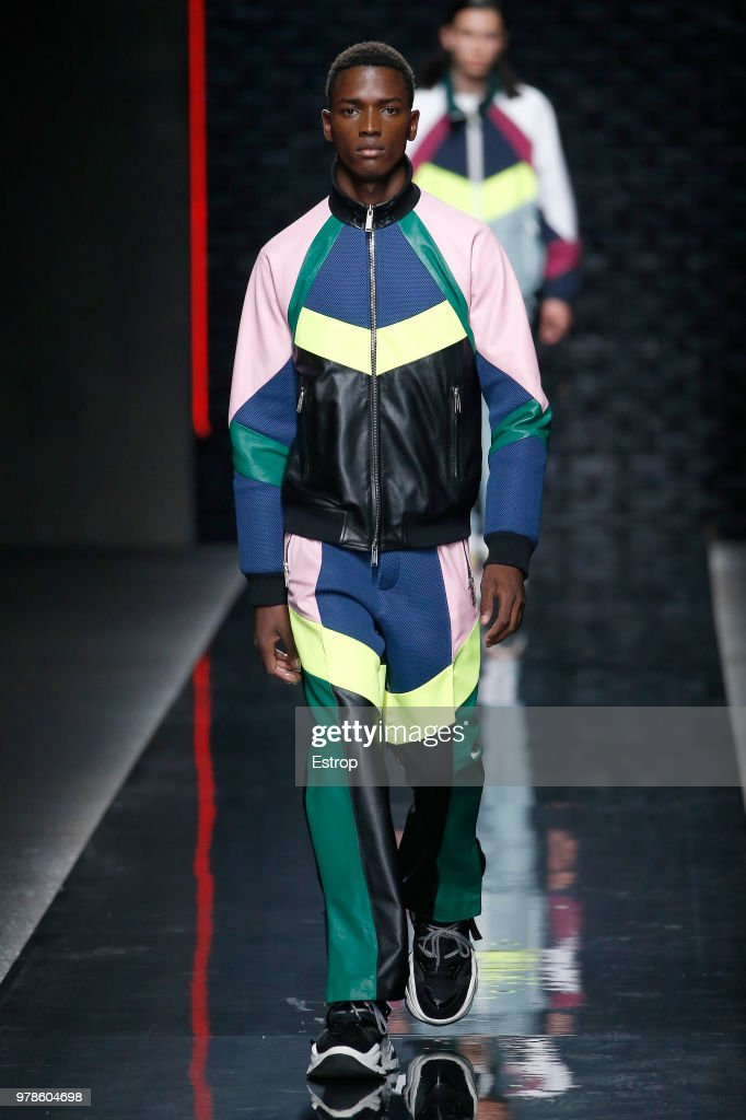 Dsquared2 - Runway - Milan Men's Fashion Week Spring/Summer 2019 : ニュース写真