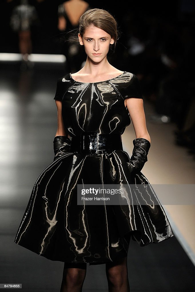 Edition By Georges Chakra - Runway - Fall 09 MBFW : News Photo