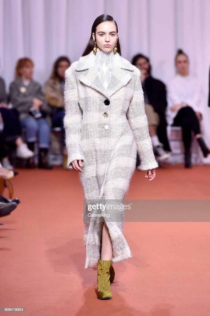 Ellery - Fall Winter 2018 Runway - Paris Haute Couture Fashion Week