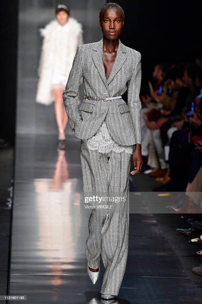 ITA: Ermanno Scervino - Runway: Milan Fashion Week Autumn/Winter 2019/20