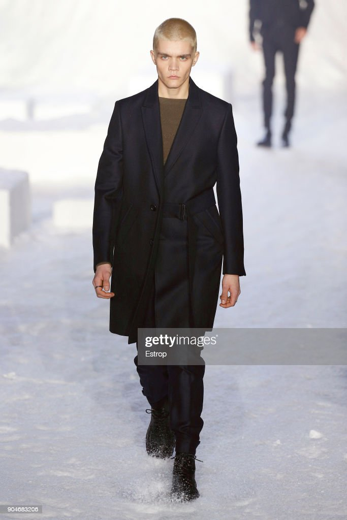 Ermenegildo Zegna - Runway - Milan Men's Fashion Week Fall/Winter 2018/19 : News Photo
