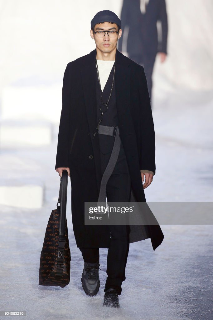 Ermenegildo Zegna - Runway - Milan Men's Fashion Week Fall/Winter 2018/19 : ニュース写真