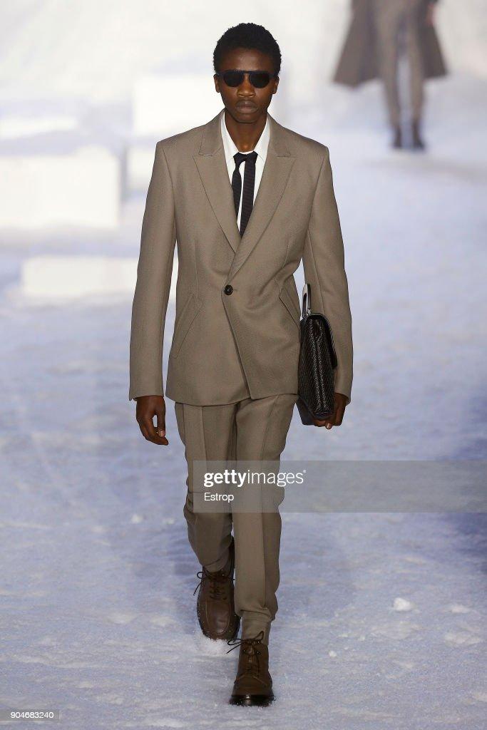 Ermenegildo Zegna - Runway - Milan Men's Fashion Week Fall/Winter 2018/19 : ニュース写真