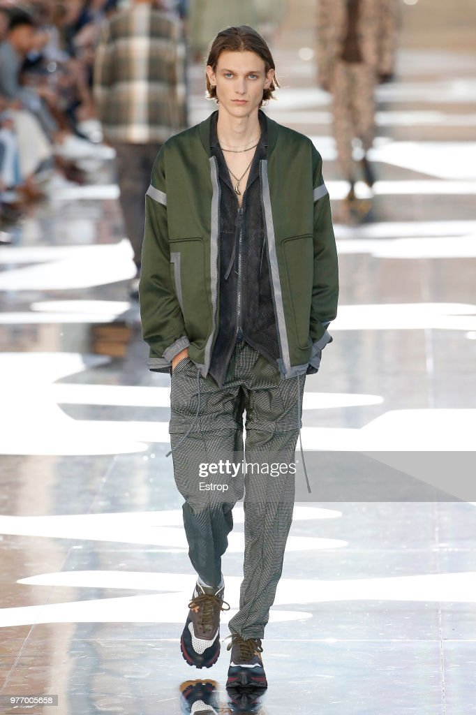 Ermenegildo Zegna - Runway - Milan Men's Fashion Week Spring/Summer 2019 : ニュース写真