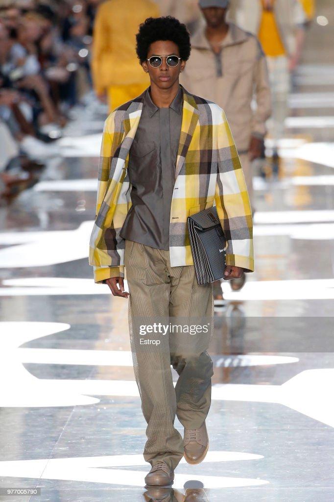Ermenegildo Zegna - Runway - Milan Men's Fashion Week Spring/Summer 2019 : ニュース写真