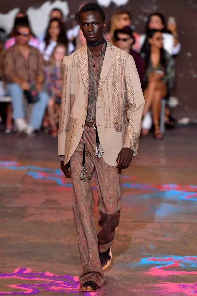 ITA: Etro - Runway - Milan Men's Fashion Week Spring/Summer 2020