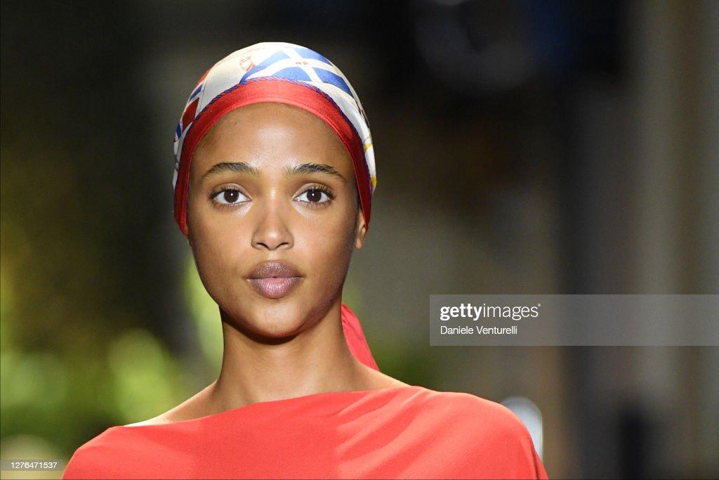 Etro - Runway - Milan Fashion Week Spring/Summer 2021 : Nachrichtenfoto