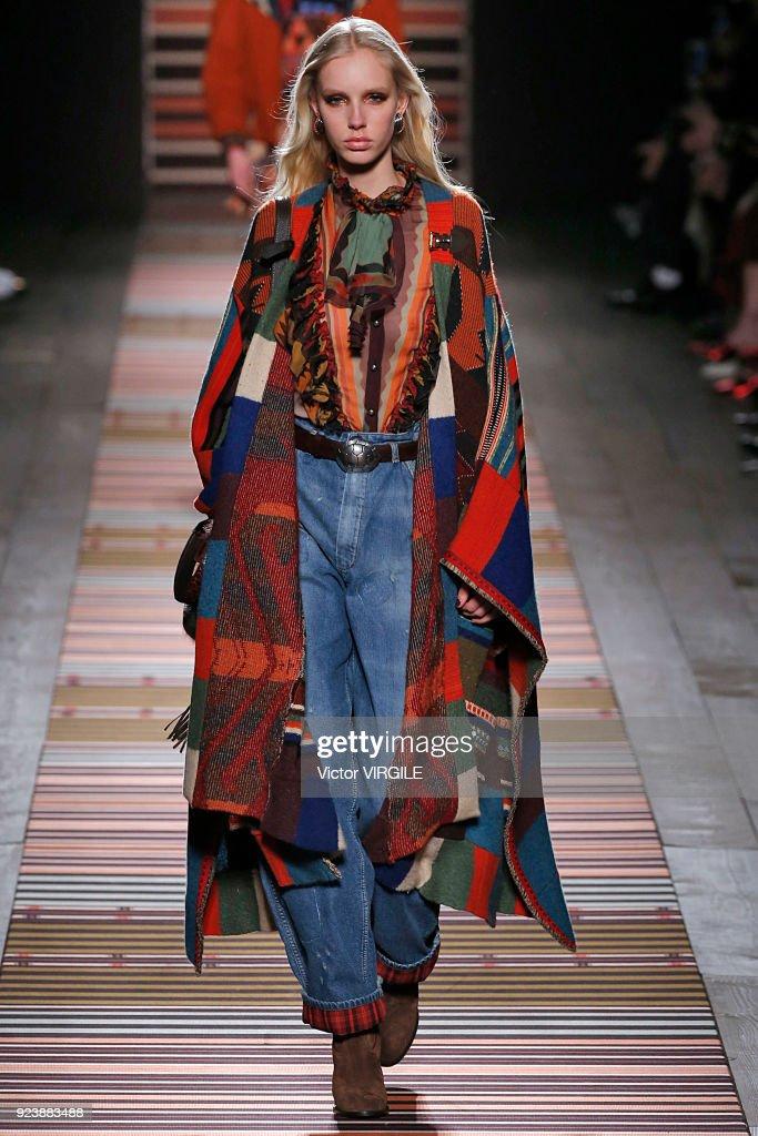 Etro - Runway - Milan Fashion Week Fall/Winter 2018/19