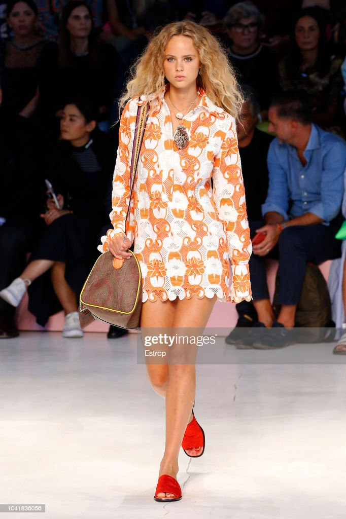 model-walks-the-runway-at-the-etro-show-during-milan-fashion-week-picture-id1041836056