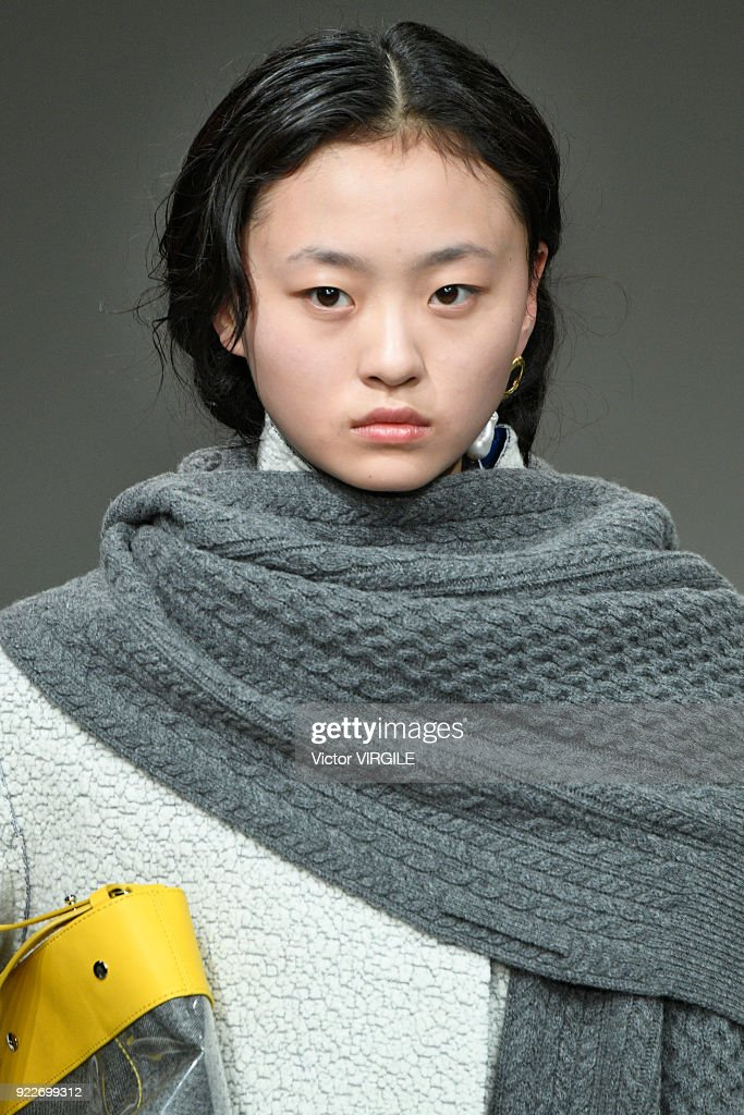 Eudon Choi - Runway - LFW February 2018 : News Photo