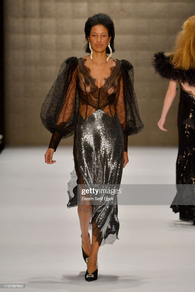TUR: Exquise - Runway - Mercedes-Benz Fashion Week Istanbul - March 2019