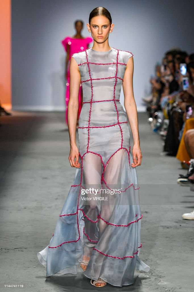 BRA: Fabiana Milazzo - Runway - Sao Paulo Fashion Week N47 Spring/Summer 2020