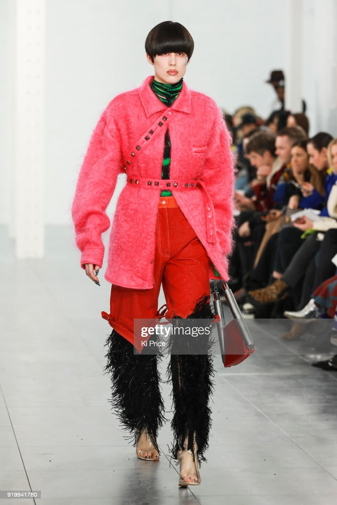 Fashion East - Runway - LFW February 2018