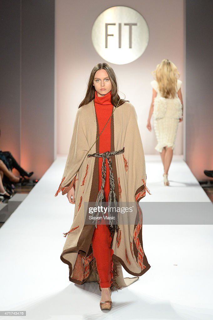 Nicole Richie Hosts The Fashion Institute Of Technology's Future Of Fashion Runway Show, Presented by Calvin Klein : News Photo