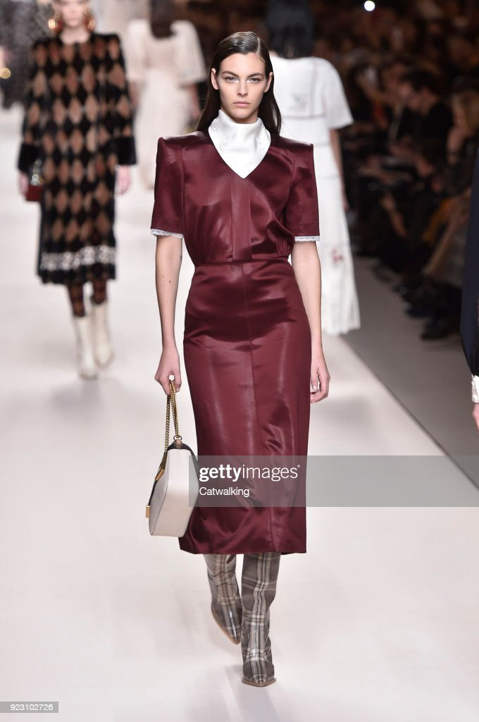 Fendi - Runway RTW - Fall 2018 - Milan Fashion Week