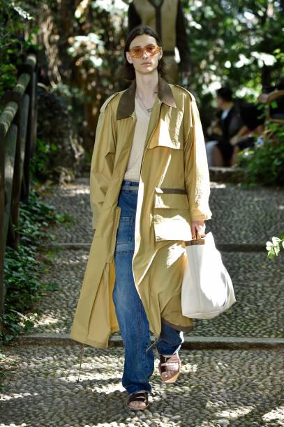 ITA: Fendi - Runway - Milan Men's Fashion Week Spring/Summer 2020