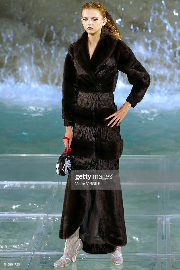 Fendi Roma 90 Years Anniversary - Fashion Show : News Photo