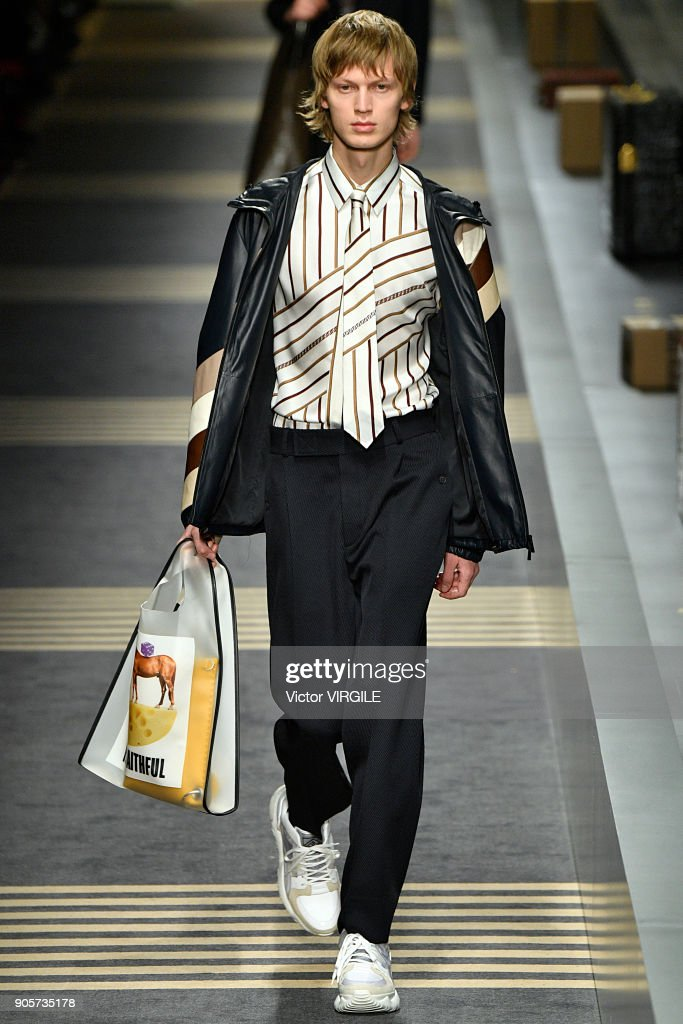 Fendi - Runway - Milan Men's Fashion Week Fall/Winter 2018/19
