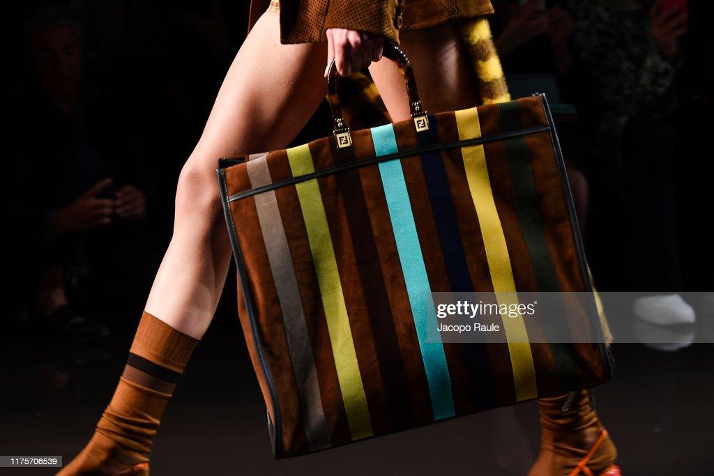 Fendi - Runway - Milan Fashion Week Spring/Summer 2020 : ニュース写真