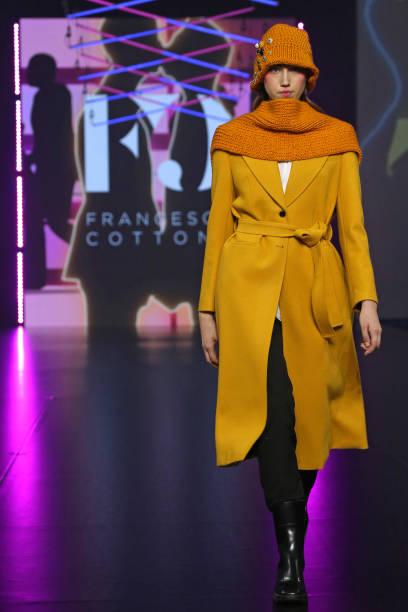 """ITA: Altaroma 2021 - Francesca Cottone """"L'Anima: Istinto E Ragione""""  Fashion Show - Runway"""