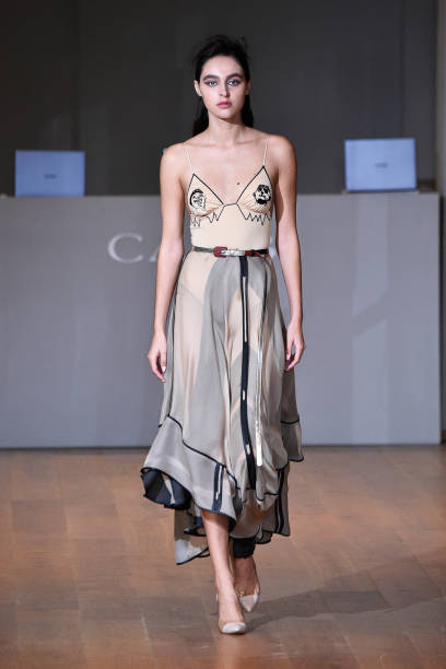 ITA: Francesca Liberatore - Runway - Milan Fashion Week Spring/Summer 2021