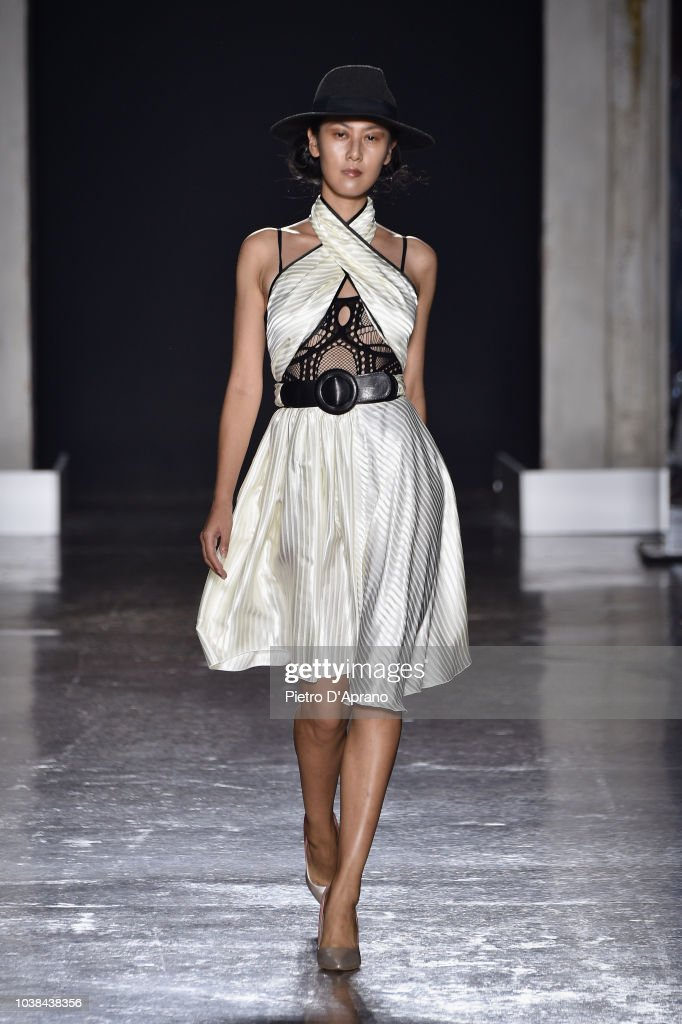 Francesca Liberatore - Runway - Milan Fashion Week Spring/Summer 2019