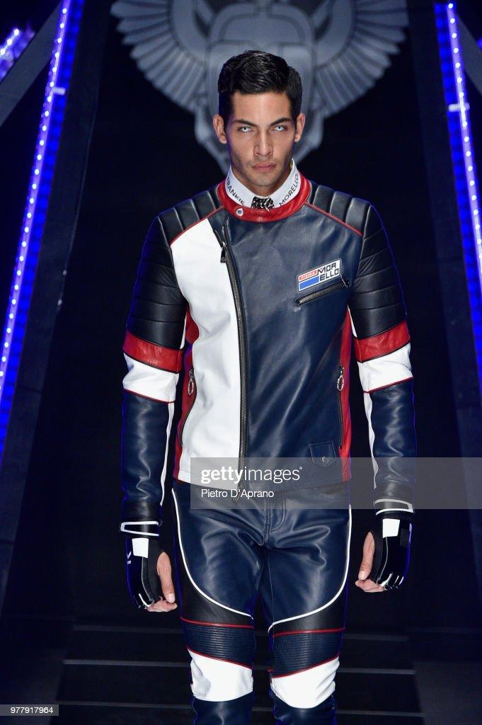 Frankie Morello - Runway - Milan Men's Fashion Week Spring/Summer 2019