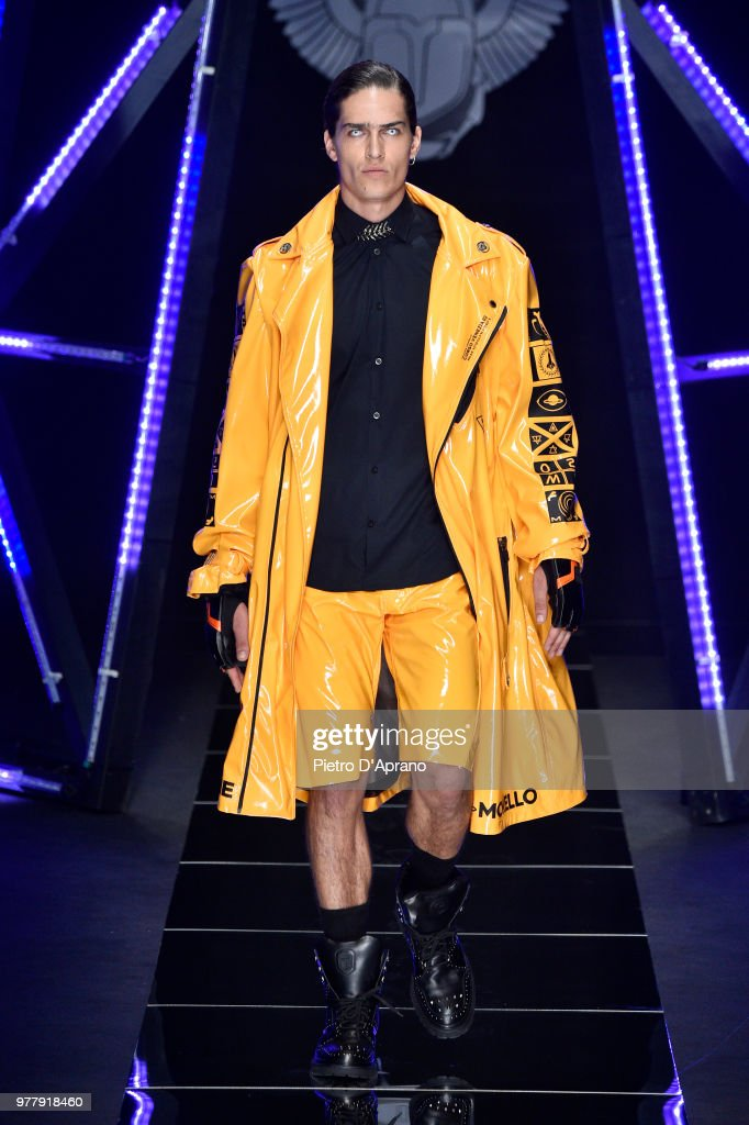 Frankie Morello - Runway - Milan Men's Fashion Week Spring/Summer 2019