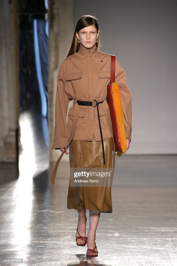 ITA: Gabriele Colangelo - Runway: Milan Fashion Week Autumn/Winter 2019/20