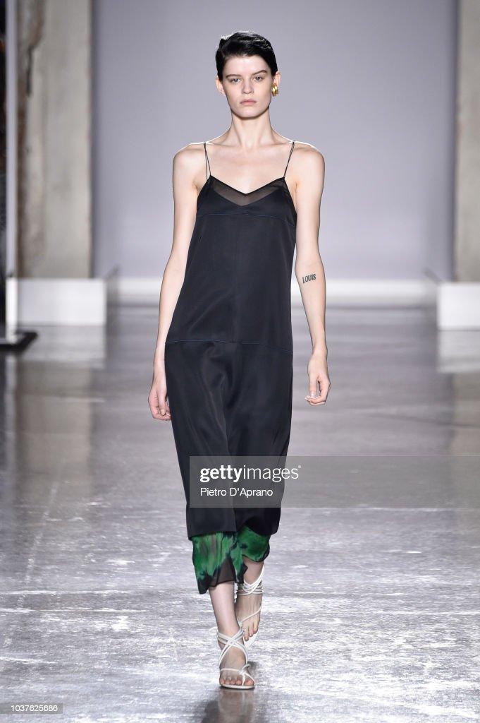 Gabriele Colangelo - Runway - Milan Fashion Week Spring/Summer 2019