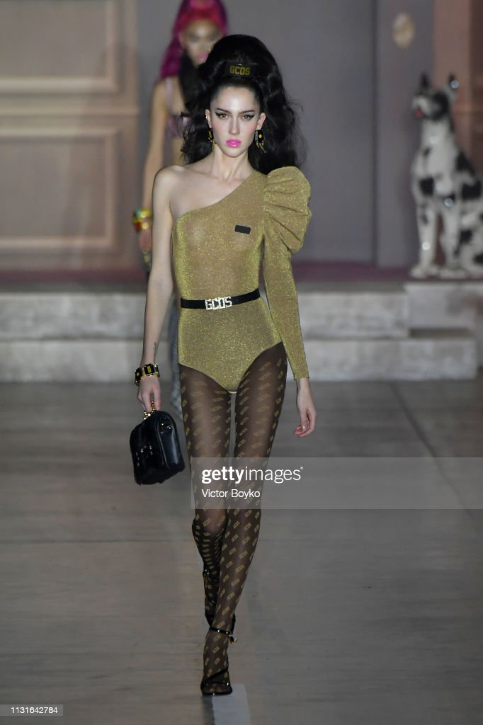ITA: GCDS - Runway: Milan Fashion Week Autumn/Winter 2019/20