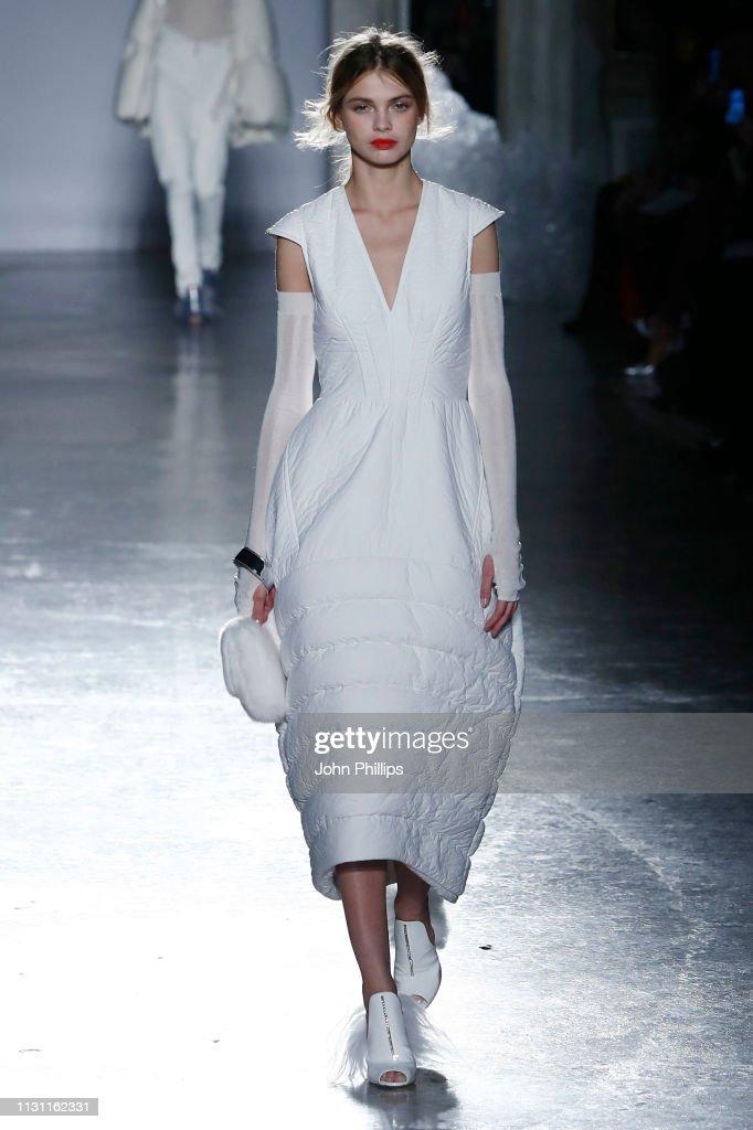 ITA: Genny - Runway: Milan Fashion Week Autumn/Winter 2019/20
