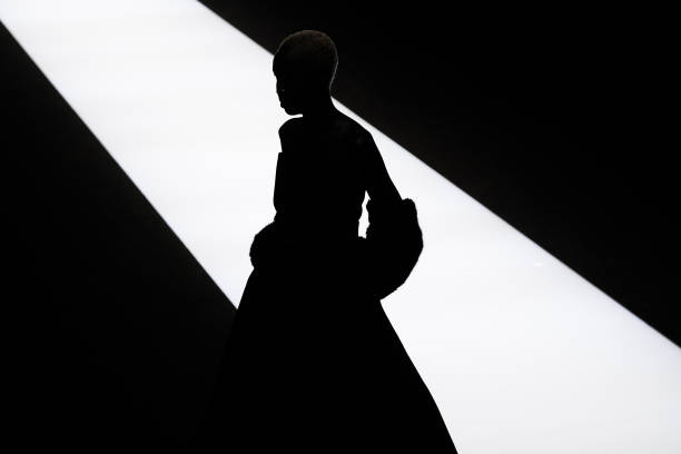 Giorgio Armani Alternative Views - Milan Fashion Week Fall/Winter 2018/19