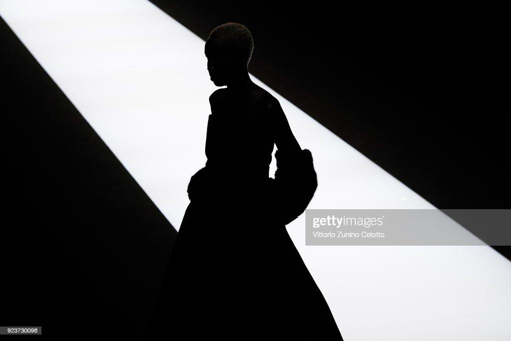 Giorgio Armani Alternative Views - Milan Fashion Week Fall/Winter 2018/19