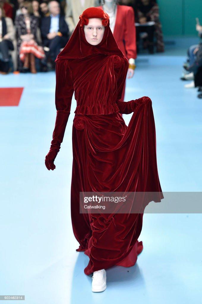 Gucci - Runway RTW - Fall 2018 - Milan Fashion Week