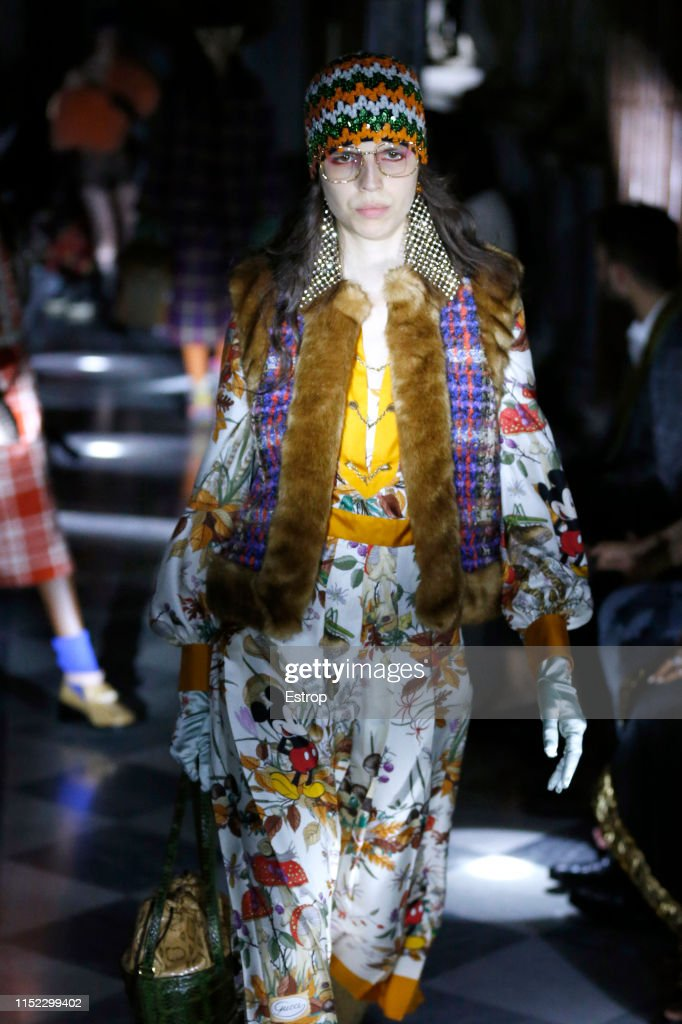 Gucci Cruise 2020 - Fashion Show in Rome : ニュース写真