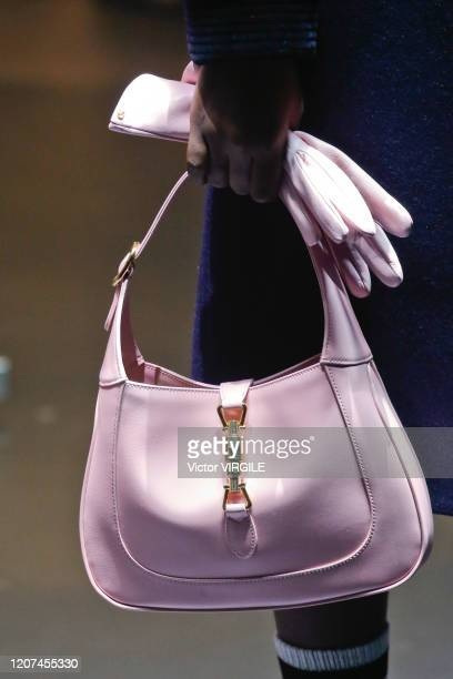 A model walks the runway at the Gucci Ready to Wear Fall/Winter 20202021 fashion show during Milan Fashion Week on February 19 2020 in Milan Italy