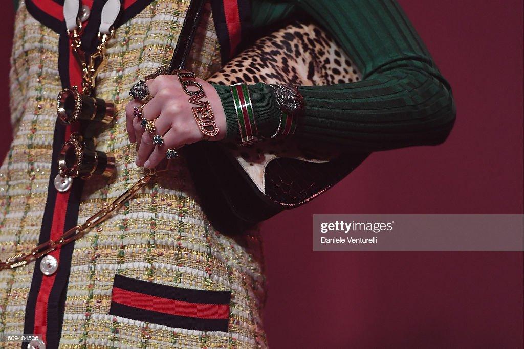 Gucci - Runway - Milan Fashion Week SS17 : News Photo