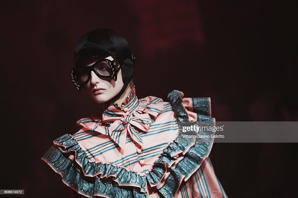 ITA: Gucci Alternative Views - Milan Fashion Week Spring/Summer 2017