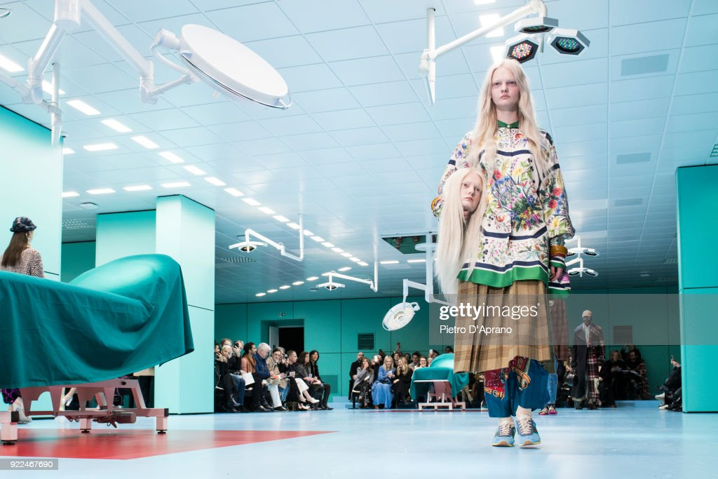 Gucci Goes Surreal