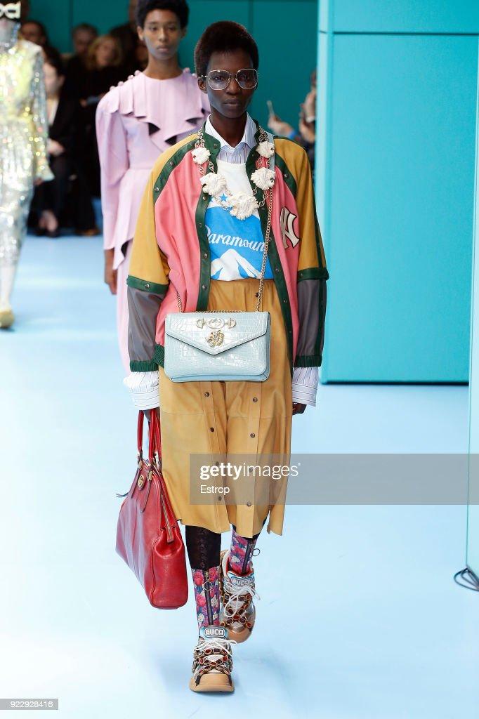 Gucci - Runway - Milan Fashion Week Fall/Winter 2018/19 : ニュース写真