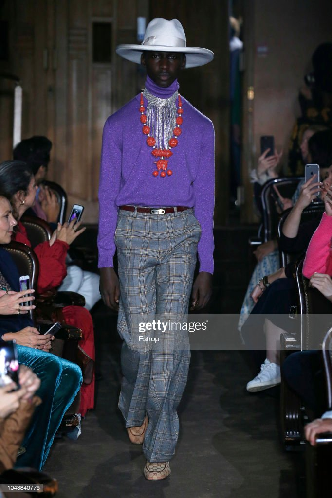 Gucci - Runway - Paris Fashion Week Spring/Summer 2019