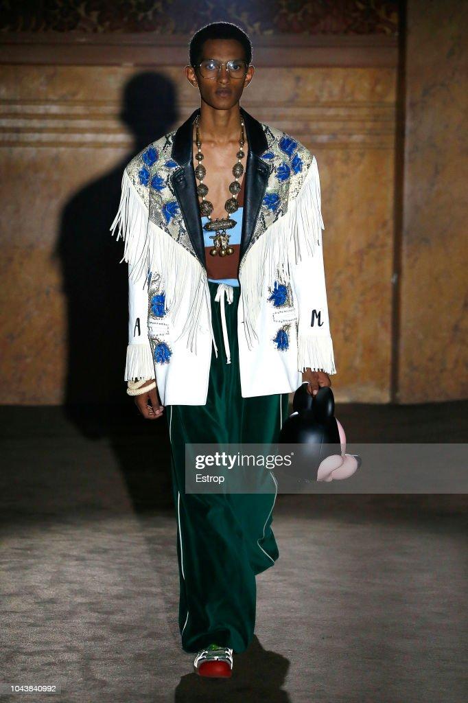 Gucci - Runway - Paris Fashion Week Spring/Summer 2019 : ニュース写真