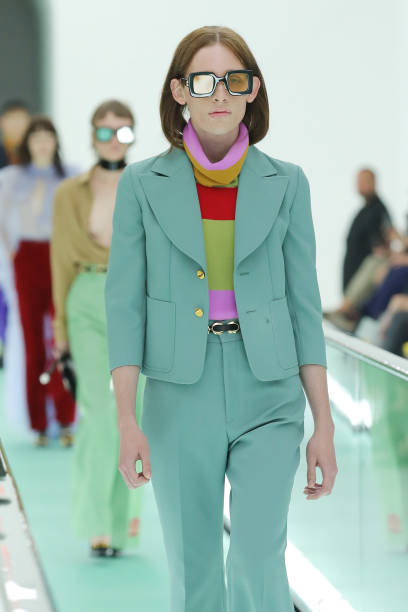 ITA: Gucci - Runway - Milan Fashion Week Spring/Summer 2020