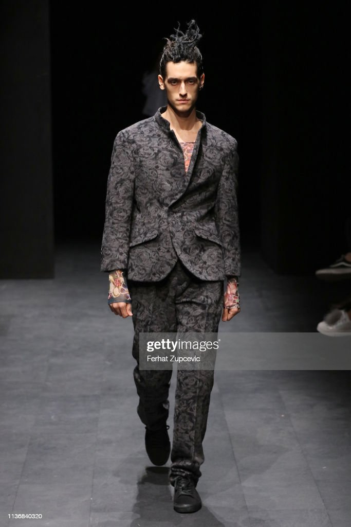 TUR: Guntas - Runway - Mercedes-Benz Fashion Week Istanbul - March 2019