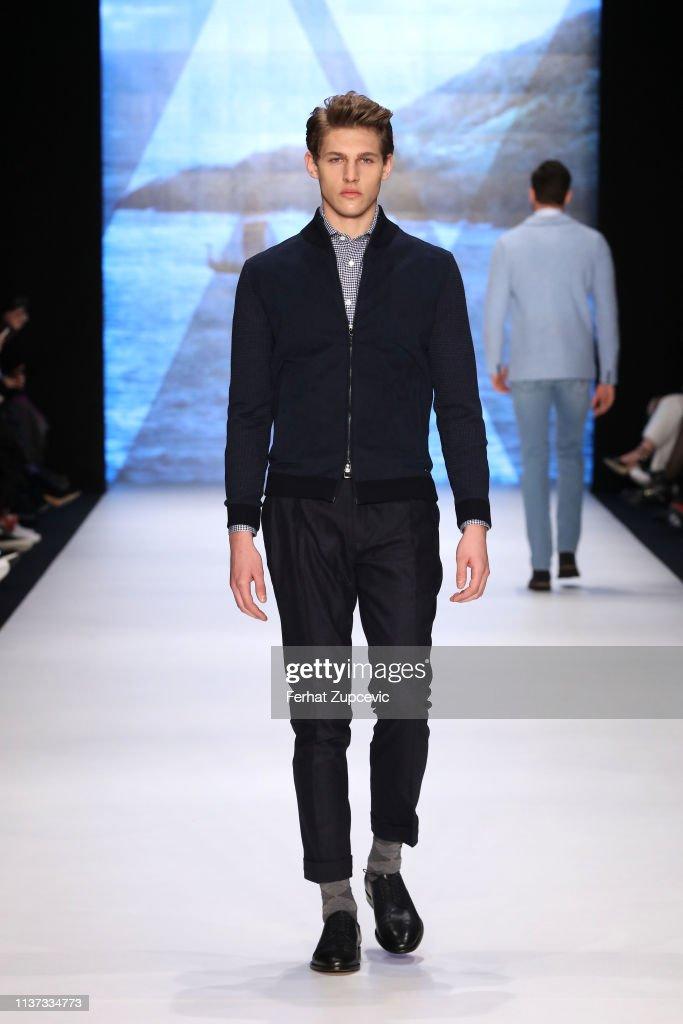 TUR: Hemington - Runway - Mercedes-Benz Fashion Week Istanbul - March 2019