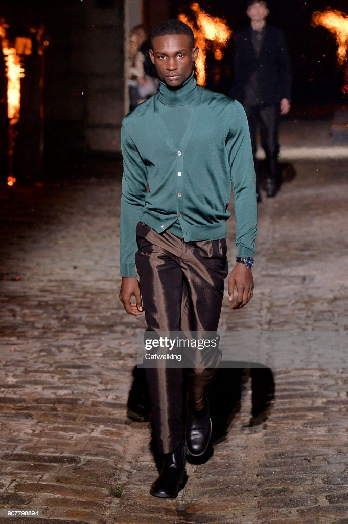 Hermes - Mens Fall 2018 Runway - Paris Menswear Fashion Week